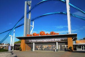 Cedar Point Front Gate