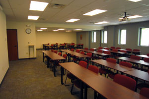 St. John Fisher Classrooms