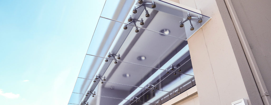Governor`s Hill Glass Canopy